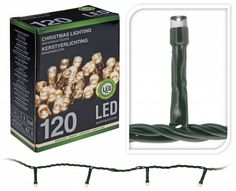Stuntwinkel Kerstverlichting Warm Wit 120 LED (9M)
