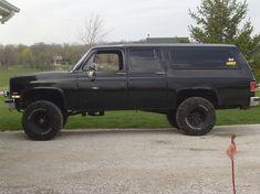 1989 Chevrolet Suburban