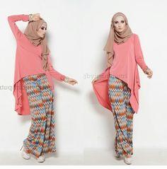Muslimah fashion style