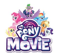 Equestria Daily: Zoe Saldana Joins MLP Movie, All New Clean Version of Logo Shows Off New Style