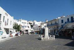 mikonos-(praça) - Grecia
