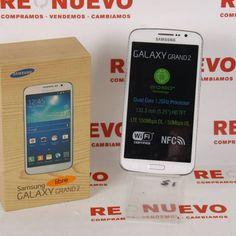 #Smartphone #SAMSUNG GALAXY #GRAND 2 SM-G7105 Libre E266992 de segunda mano | Tienda de Segunda Mano en Barcelona Re-Nuevo #segundamano