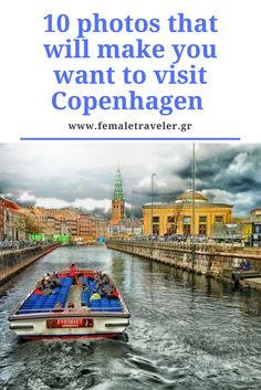 10 photos that will make you want to visit Copenhagen * Translation button at the top*