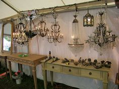 not my inventory but taken at a past Brimfield show