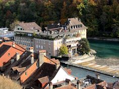 Berne Life on the River Aare. Photo credit: Sonja Holverson