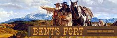 Bent's Fort Virtual Tour This is an interactive website that allows students to explore Bent's Fort. It allows students to see a day in the life of a resident, look at the Santa Fe Trail, explore the fort, and discover more about the Mountain Men of Colorado.