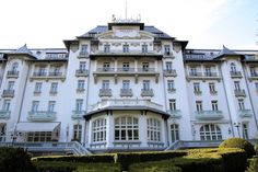 sinaia hotel by mircea.az on YouPic Canon Eos, Mansions, House Styles, Manor Houses, Villas, Mansion, Palaces, Mansion Houses, Villa