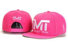 The Money Team Adjustable Cotton baseball snapback 2014 High Quality TMT Black Brim Snapbacks Wholesale cap Free Shipping