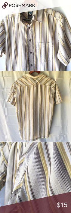 💠KUHL SZ L. EUC 💠KUHL SZ L. EUC. NO STAINS SNAGS RIPS HOLES Kuhl Shirts Casual Button Down Shirts