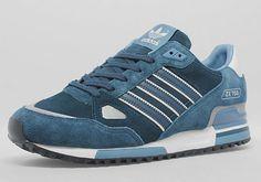#adidas Originals ZX 750 Dark Petrol #sneakers