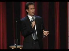 The Super Market Experience- Jerry Seinfeld Comedy Clips, Jerry Seinfeld, I Love To Laugh, Funny People, Laughter, Medicine, Milk, Entertainment, Humor
