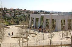 Мемориальный комплекс Яд Вашем. Осень 2011 г.