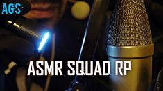 Some kind of ASMR RolePlay where Iam a part ot the asmr tingles Squad ;) We just want to rescue our another object (You) from tingle immunity. But how it is going to end? Will the mission succeed? This is AGS (ASMR Godlike Series).