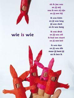 Wie is Wie - Frank Eerhart Poetry For Kids, Art For Kids, School Posters, Kindness Quotes, Quote Posters, Quotes For Kids, Primary School, Art Education, Cool Words