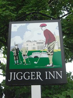 Jigger Inn Pub Sign St Andrews Scotland | Flickr - Photo Sharing!
