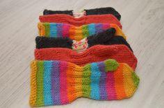 SANNITIN: Jämälankoja Knit Crochet, Socks, Knitting, My Love, Crocheting, Handmade, Tejidos, Gloves, Crochet
