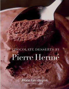 Chocolate Desserts by Pierre Herme by Dorie Greenspan, http://www.amazon.com/dp/0316357413/ref=cm_sw_r_pi_dp_nFCVrb1GWEJ8Y
