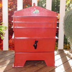 VermiHut Recycled Plastic Worm Composter -, Terra Cotta, x x for sale online