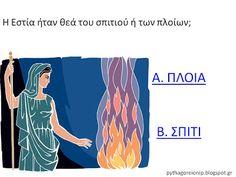 Πυθαγόρειο Νηπιαγωγείο: ΜΥΘΟΛΟΓΙΑ Greek Mythology, Drawstring Backpack, Greece, Greece Country