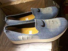 Jual sandal sepatu wanita kets casua abu replika nike - kopi luwak lampung | Tokopedia