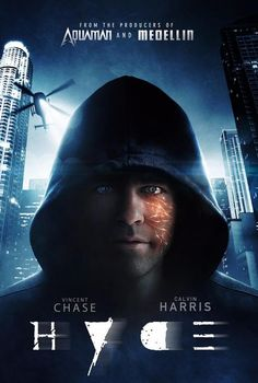 #hyde #vincentchase #poster #movie #movieposter