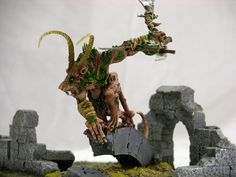 Warhammer Skaven Exalted Vermin Lord scene 09 Forge World