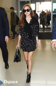 Dispatch Releases Photos of Jessica Seen For The First Time Since Fired from SNSD.