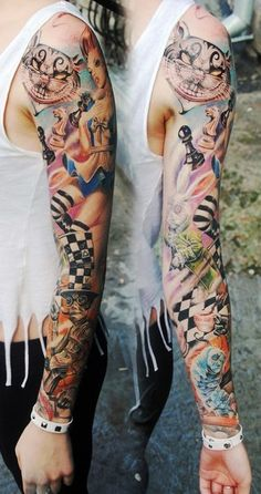 Love this, would do a different style of Alice, but this is awesome!