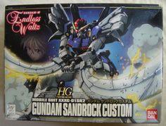 Gundam Sandrock Custom MS XXXG-01SR2 1/144 ( Bandai ) http://www.japanstuff.biz/ CLICK THE FOLLOWING LINK TO BUY IT http://www.delcampe.net/page/item/id,0394676945,language,E.html
