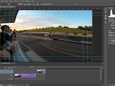 How to edit video in Photoshop CC and CS6 #photography