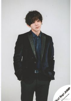 """♡_ Hey! Say! JUMP _(┐「ε:)_❀♡"" yutoyama is true love"