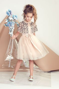 Tutu Du Monde | Girl's special occasion dress | Flower Girl dress | Little Gatherer