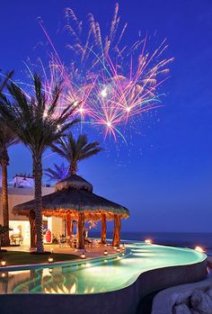 Create your own fireworks display, dine with a magician in a wine cellar, and get an astronomy lesson while sipping champagne.  Yes please!  Take me to Las Ventanas!