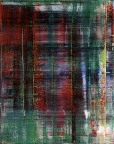 Gerhard Richter » Art » Paintings » Abstracts » Abstract Painting » 811-2