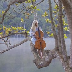 The cellist from Clean Bandit.