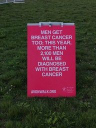 Avon Walk for Breast Cancer Walk 2012