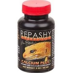 repashy calcium plus - Google Search Use this every meal and leave pure C in tank