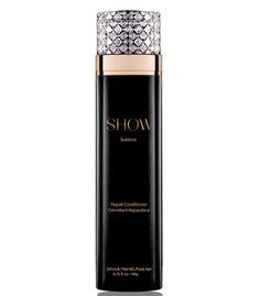 Show Beauty Riche Leave-In Conditioner Aqua, White Truffle, Show Beauty, Moisturizing Shampoo, Hair Shampoo, Hair Thickening, Damaged Hair Repair, Leave In Conditioner, Leave In