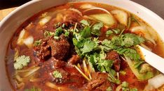 Discover why everyone goes crazy for hand-pulled, halal beef noodles – the simple dish with a fascinating history. La Mian, Jalisco Recipe, Tortas Ahogadas Recipe, Beef Birria Recipe, Authentic Mexican Salsa, Mexican Food Recipes, Snack Recipes, Crockpot Recipes, Cooking Recipes