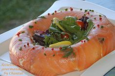 Terrine de saumon - Assiettes Gourmandes by Chantal !