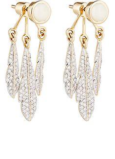 Pamela Love Fine Jewelry Frida Drop Earrings -  - Barneys.com