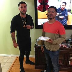Instagram media by gucciboy718 - Happy birthday🎈🎉 to my nigga @jr_melo3 I told the young boy you got to appreciate family stuff like this because me growing up I never had none of this so I appreciate being apart of special family gatherings