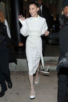 Bella Hadid Fichier de style: Fashion And Street Style | British Vogue