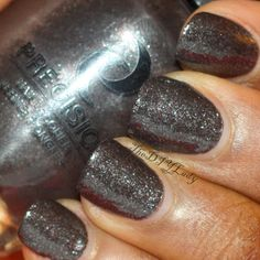 """""""Reminds me of granite. A rock, something beautiful and solid. I love love this polish!"""""""