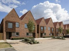 Horsted Park Housing Development / Proctor and Matthews Architects - Horsted Park, designed on behalf of developer Countryside Properties by Proctor and Matthews Architects is a mixed-use, mixed tenure scheme located next to Horsted Way and Fort Horsted (a Nineteenth Century military defense and Scheduled Ancient Monument), Chatham, Medway. Comprising 337 residential units alongside commercial space, the development will create a sustainable environment over 20 acres of land...