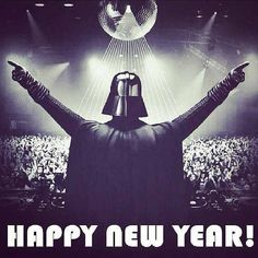 #happynewyear from #teamjedinews  It's a New Year and everyone at Team Jedi News would like to wish you and your families the very best for 2016.  Thank you for being with us during The Year of the Force.  It feels odd to say that The Force Awakens was last year this year it's all about Rogue One and only 17 months until Episode VIII!!!! We have lots of exciting plans for the coming year and we can't wait to share them with you.  It's another Star Wars movie year strap yourself in it's going…