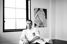 The Calvin Klein company confirmed Raf Simons as their new chief creative officer, ending months of speculation.