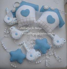 Pingente de cortina - Dellicatess for Babies