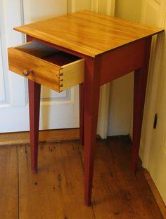 14 best shaker nightstands images bespoke furniture custom rh pinterest com