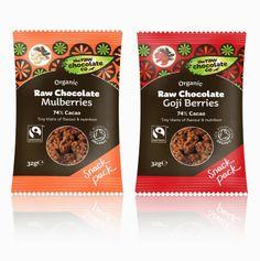 Day 2 - WIN  - Goodies From 'The Raw Chocolate Company  #RAW #CHOCOLATE #win UK